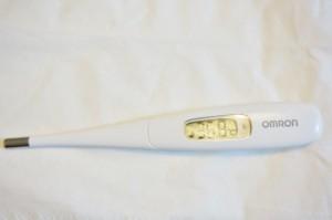 普通の体温計
