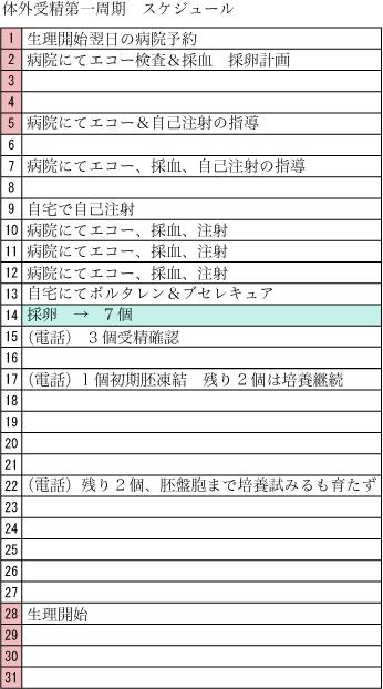IVF_schedule